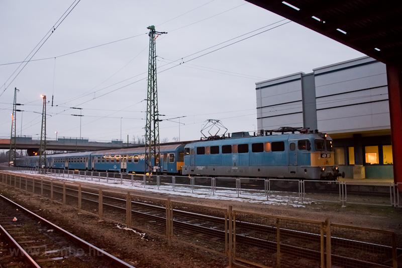 A MÁV-START 431 357 Kő fotó