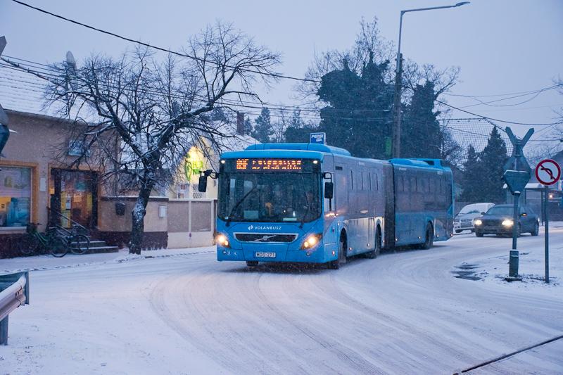 A MOS-271 forgalmi rendszám fotó