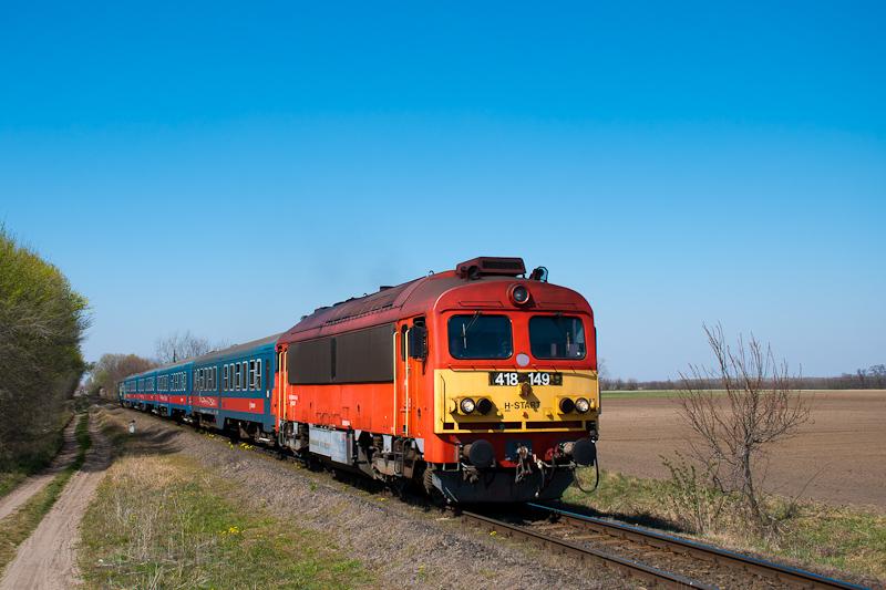 A MÁV-START 418 149 Örkény  fotó