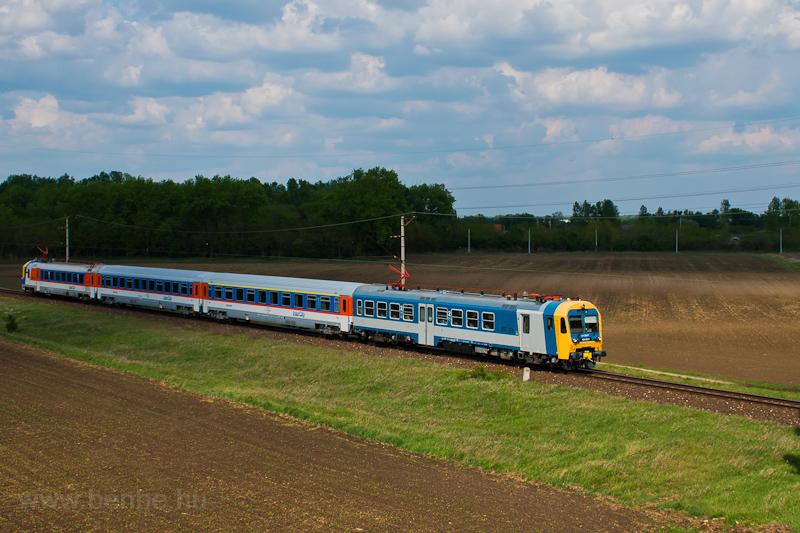 A MÁV-START 424 201  Kissam fotó