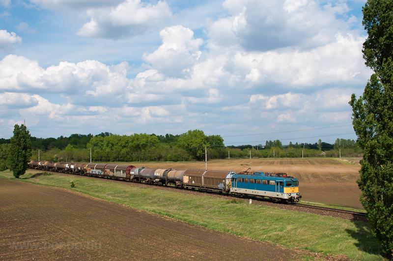 A MÁV-START 431 265 tehervo fotó