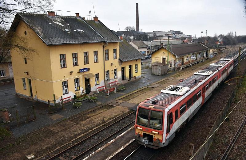 A MÁV-START 416 012 Kispest fotó