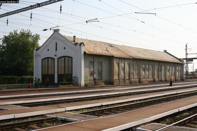 A püspökladányi fûtõház. fotó