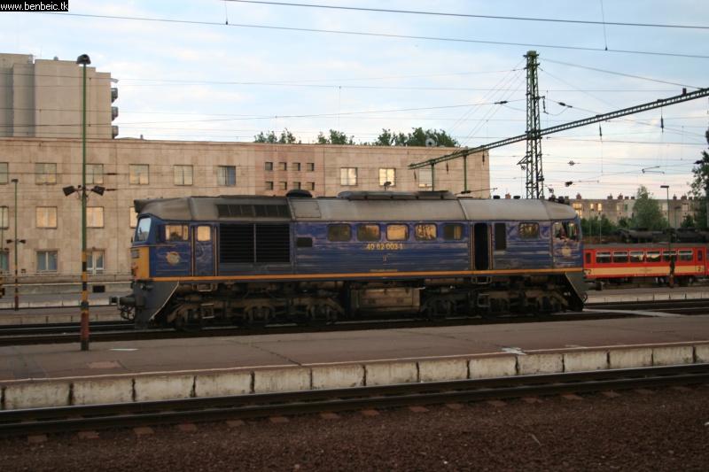40 62 003-1 Szolnokon fotó