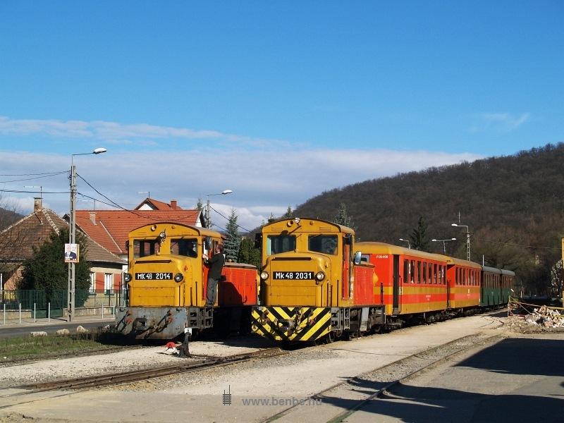 Mk48 2014 és Mk48 2031 Kismaroson fotó