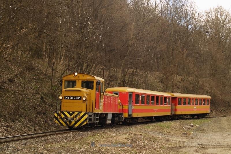 Mk48 2031 Szokolya és Hártókút között fotó