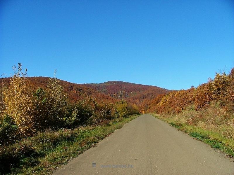 Az út a Nagy Hideg-hegyre fotó