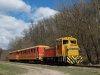 Mk48 2031 Kir�lyr�t als�n az <q>Utols� Sz�npomp�s Vonattal</q>