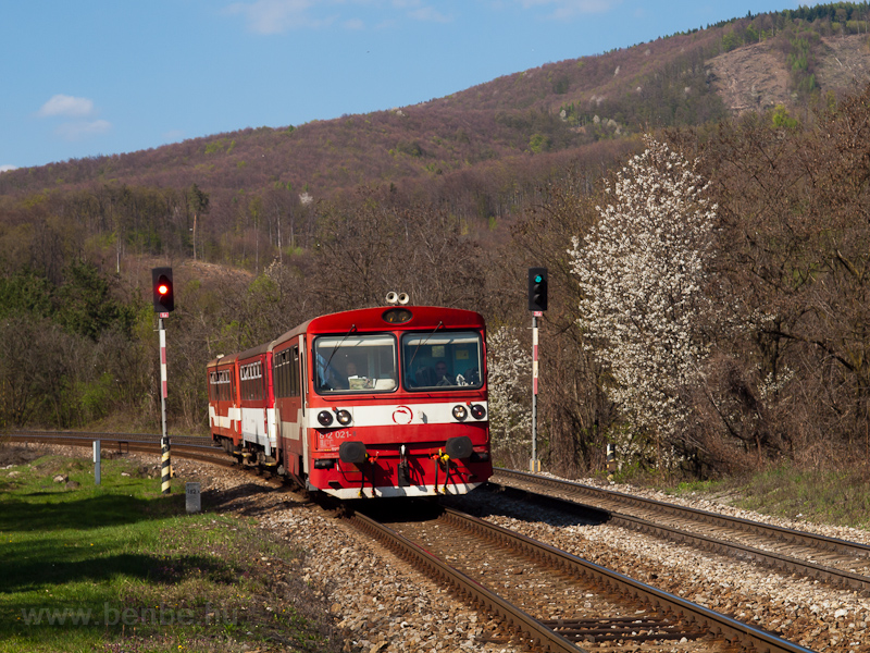 The ŽSSK 812 021-8 see picture