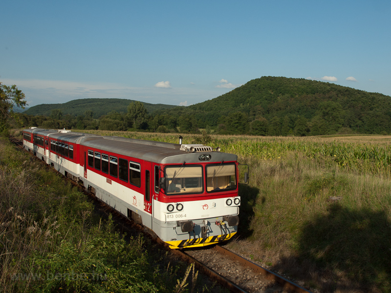 The ŽSSK 813 006-4 see photo