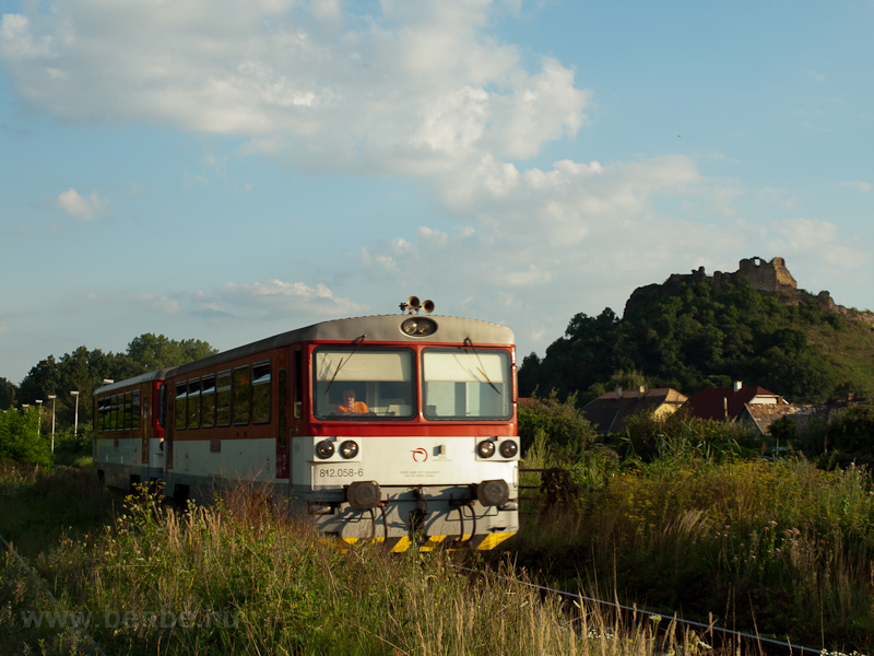 The ŽSSK 812 058-6 see photo