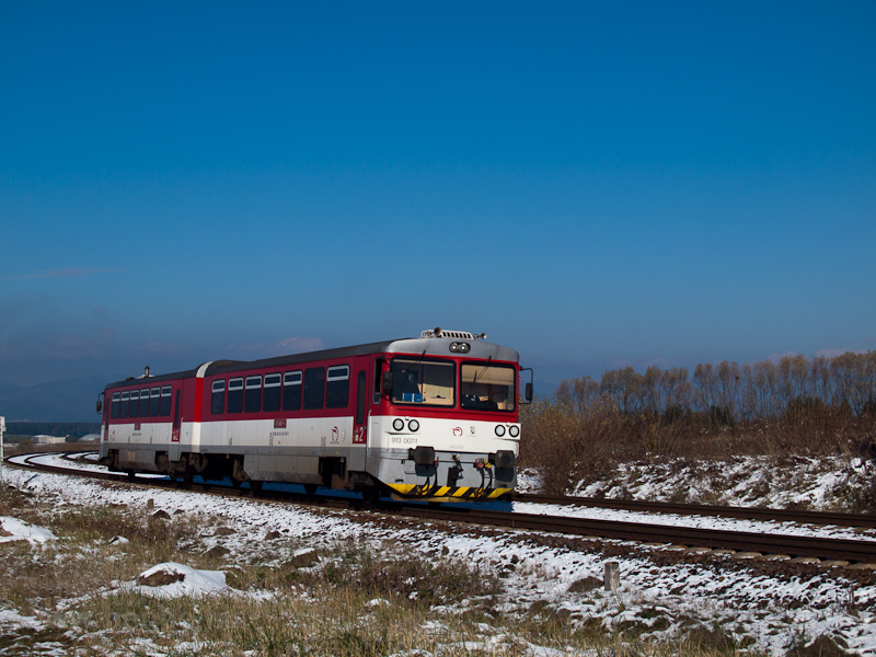 The ŽSSK 913 007-1 see photo