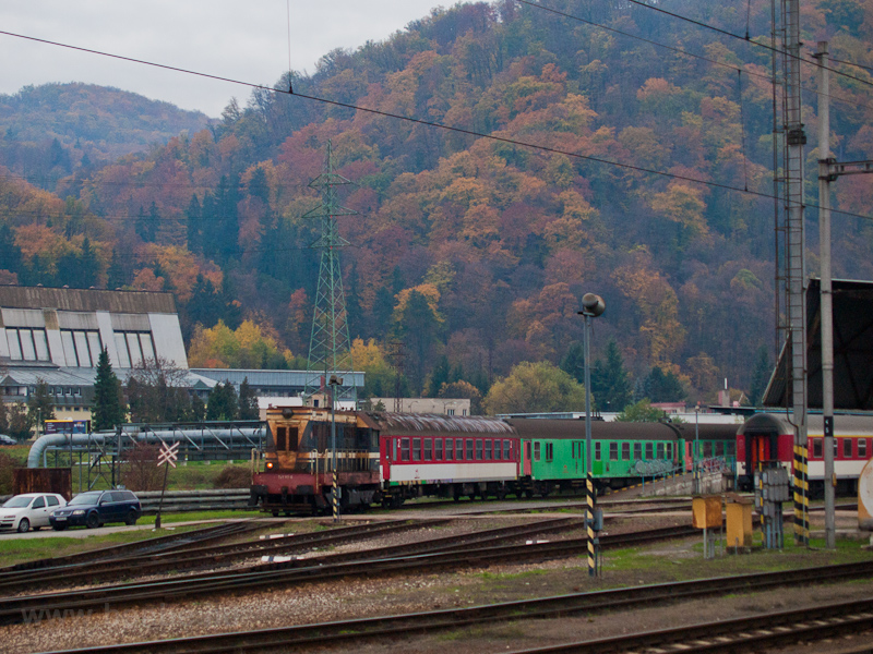 The ŽSSK 721 117-0 see photo