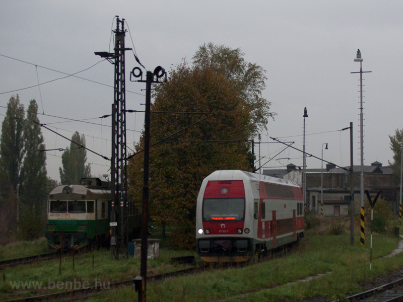 The ŽSSK 460 009-2 see photo