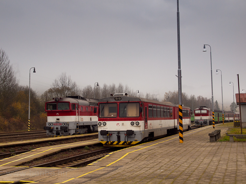 The ŽSSK 754 004-0 see photo