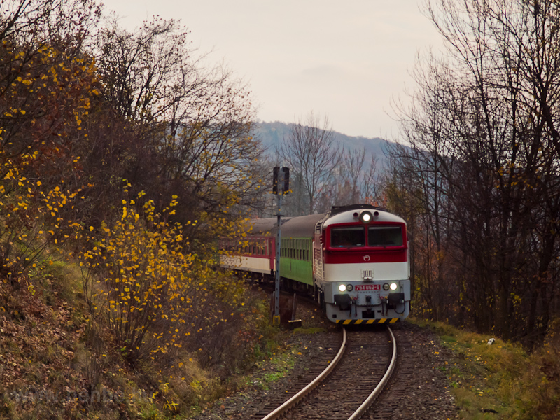 The ŽSSK 754 062-6 see picture