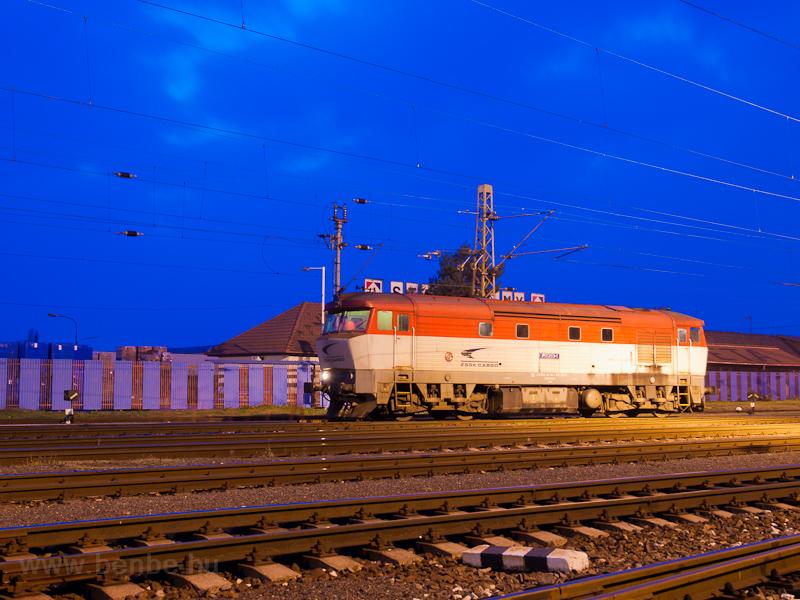 A ŽSSKC 751 203-1 Léva állomáson fotó