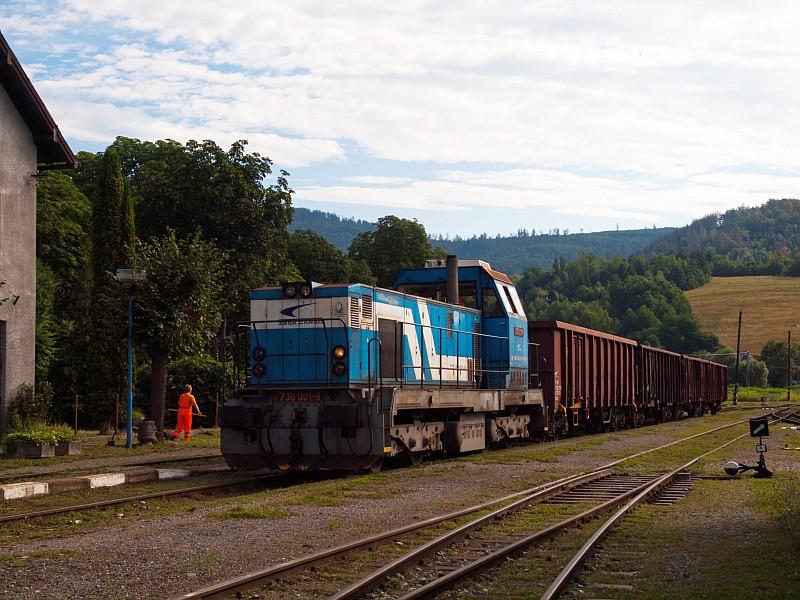 A ŽSSKC 736 001-9 Nagy fotó