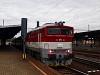 A ŽSSK 757 006-2 Zólyom állomáson