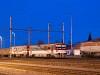 A ŽSSK 812 057-2 Léva állomáson