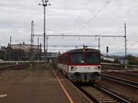 A ŽSSK 812 034-7 Zólyom állomáson
