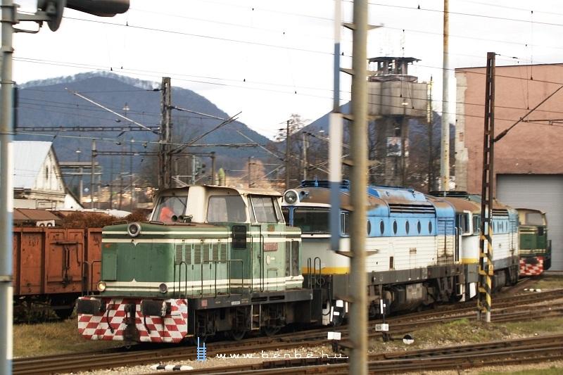 710 030-8 Zsolnán fotó