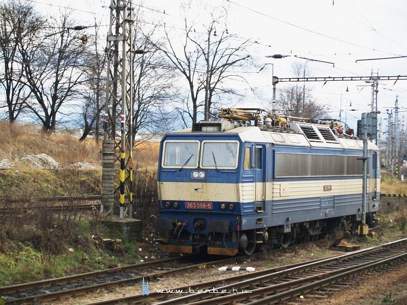 363 098-5 Zsolnán fotó