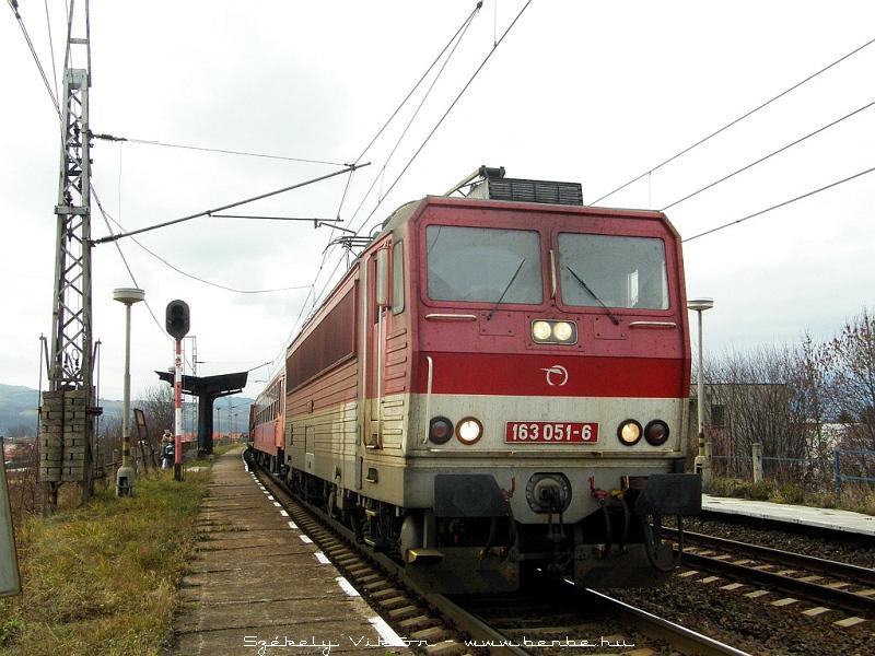 163 051-6 Kerpelényben (Krpelanyban) fotó