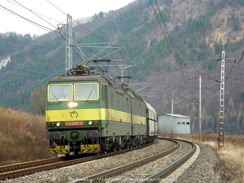 131 096-0 Kerpelényben (Krpelanyban) fotó