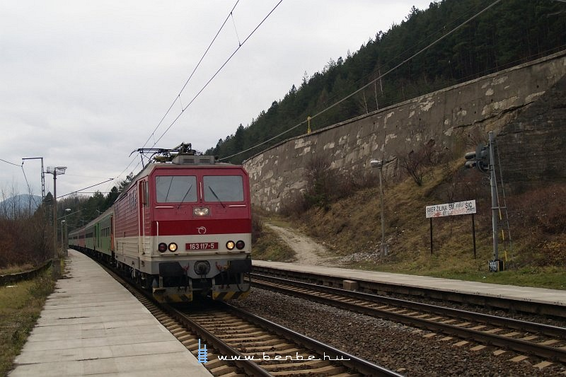 163 117-5 Ratkó-Suttó megállóhelyen fotó