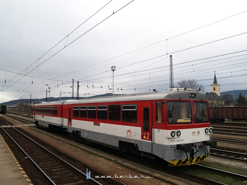 813 005-6 Puhóban fotó