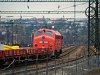 M61 006 a Kelenföldi pályaudvaron