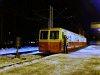 905 953-6 pályaszámú fogas motorvonat Szentiványi Csorbató állomáson