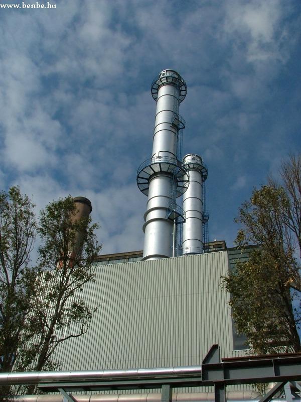 Kisegítõ gázturbinák fotó