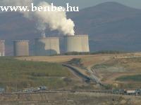 A szén is szalagokon át jut az erõmûbe