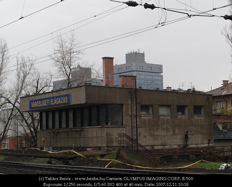 Városligeti elágazás fotó