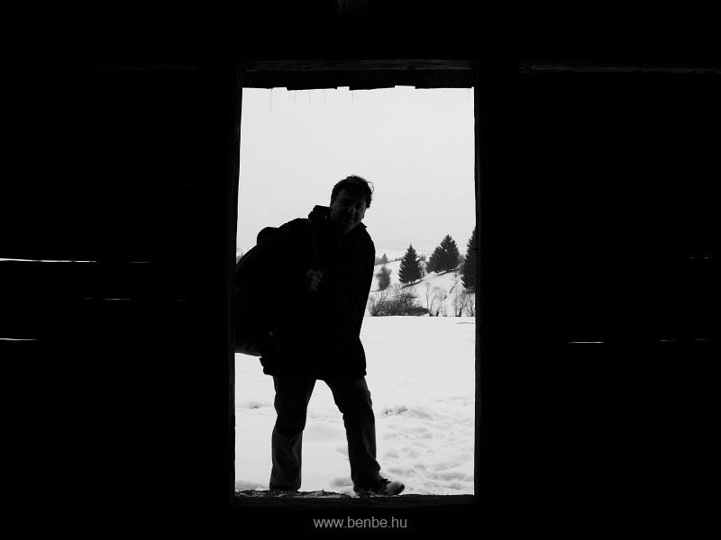 A téli szállásunk fotó
