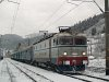 The  CFR 40-0801-7 at Palotailva (Lunca Bradului, Romania) station