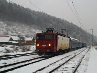 The CFR 40-0879-3 at Lunca Bradului