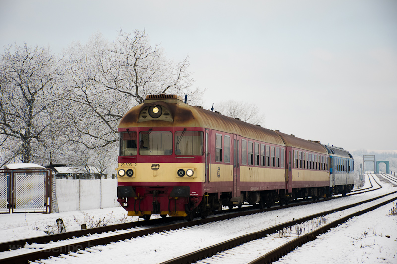 The ČD 80-29 303-2 see picture