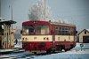 A ČD 810 469-7 Veselí nad Moravou állomáson