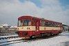 A ČD 810 486-1 Veselí nad Moravou állomáson