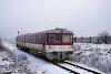 A ŽSSK 813 040-7 Szakolca és Kátov között