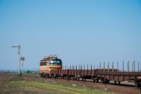 A ŽSSK Cargo 240  082-8 Székesfehérvár és Börgönd között