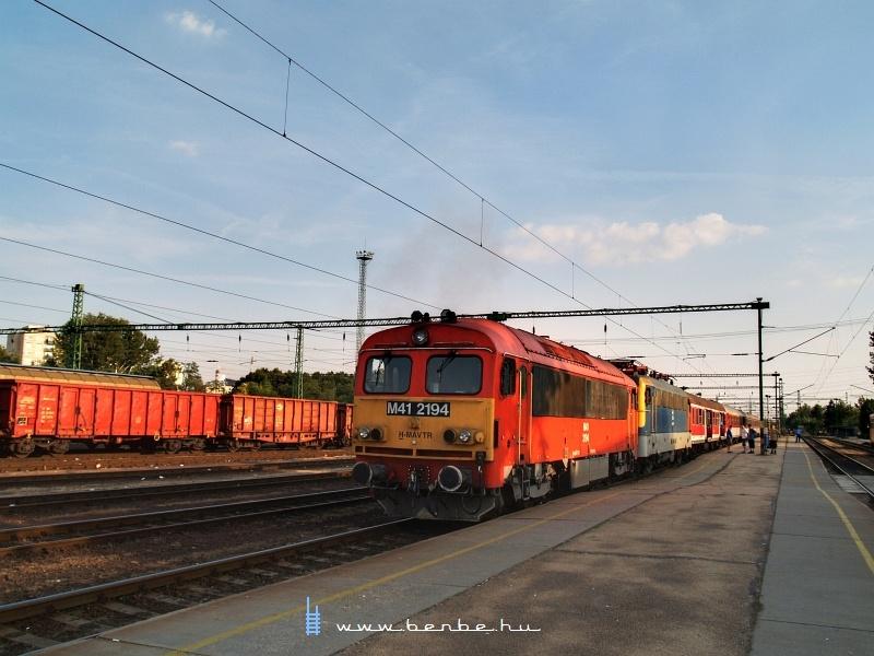 M41 2194 Dunaújvárosban fotó