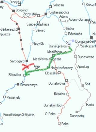 A terelés térképe fotó