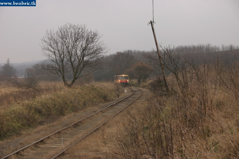 The Bzmot 241 between Tolmács and Rétság photo