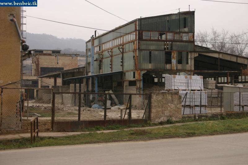 Romhány cserépkályhagyárából nem sok maradt fotó