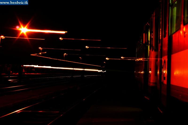 Valami vonatfotó Vácról fotó