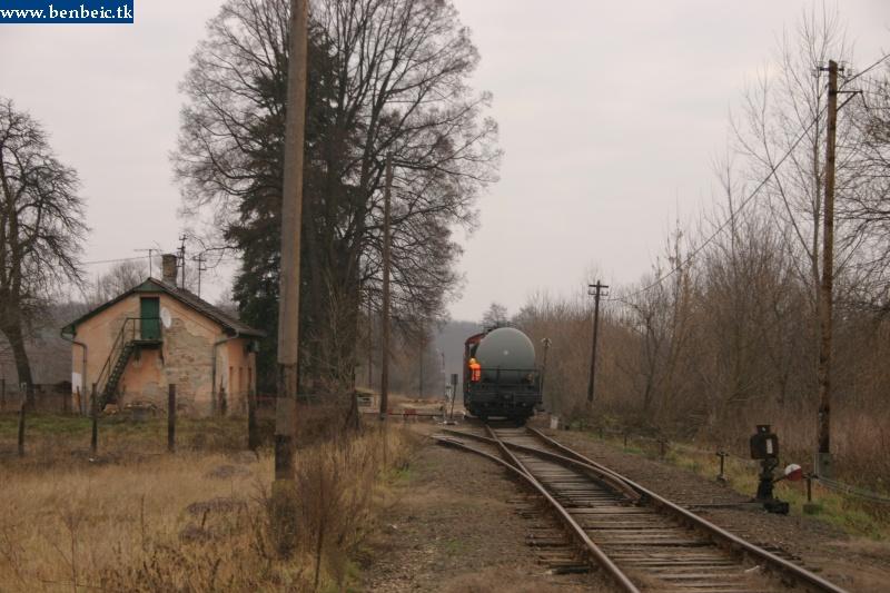 The M44 501 at Tolmács photo